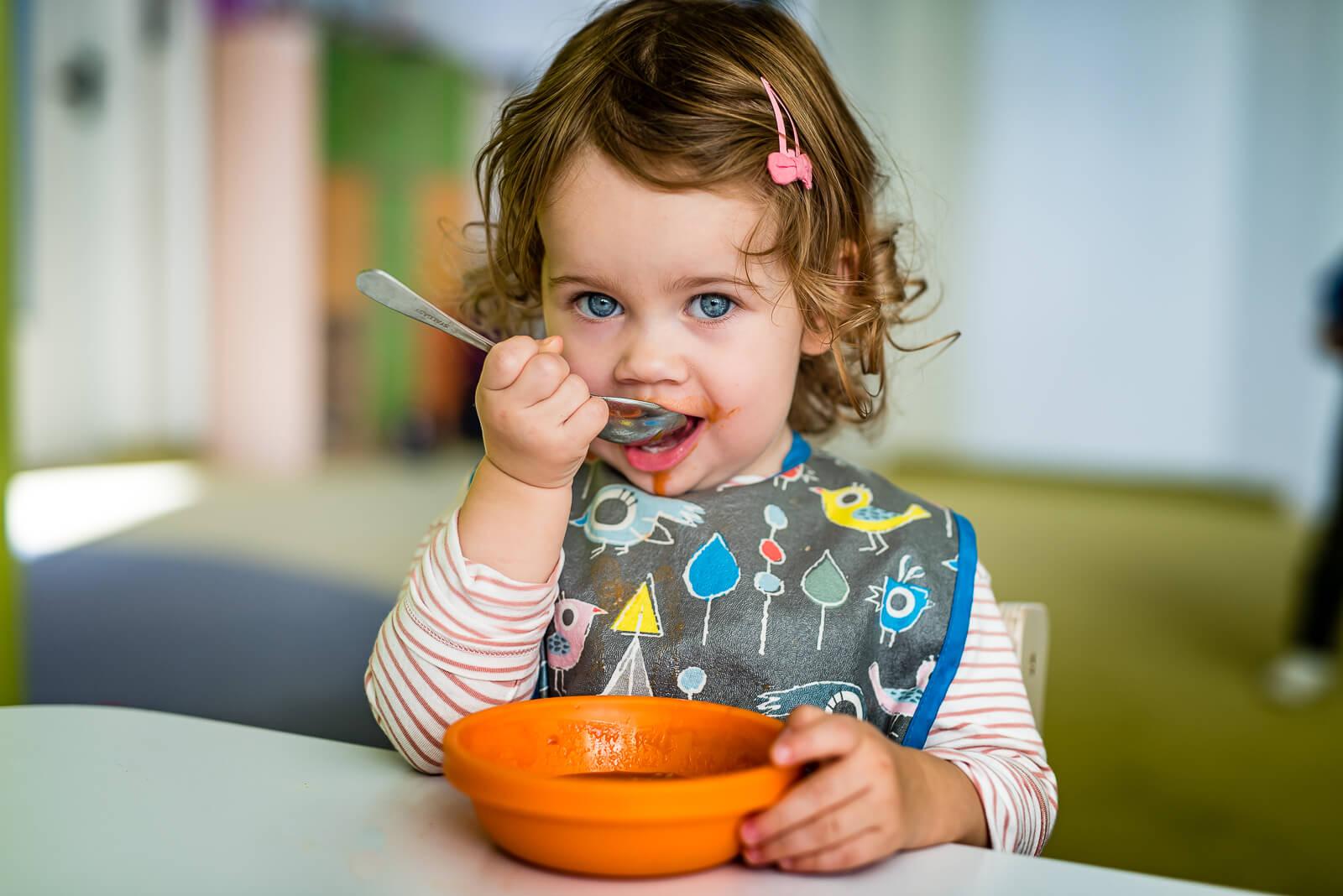 Przedszkole zdrowe jedzenie ekologiczna kuchnia
