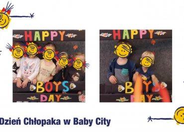 Dzień chłopaka w Baby City